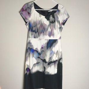 Elle Tahari Sheath Dress -C